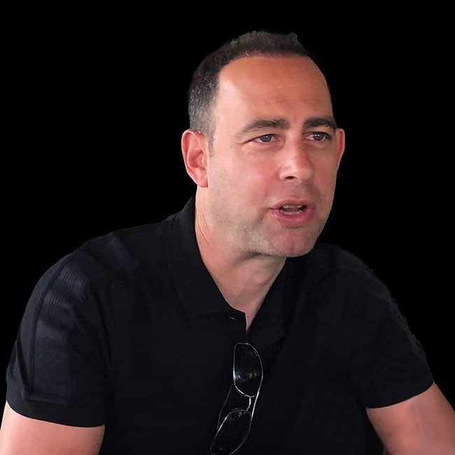 """אריאל בן-שם מנכ""""ל ארליס החזקות בע""""מ"""